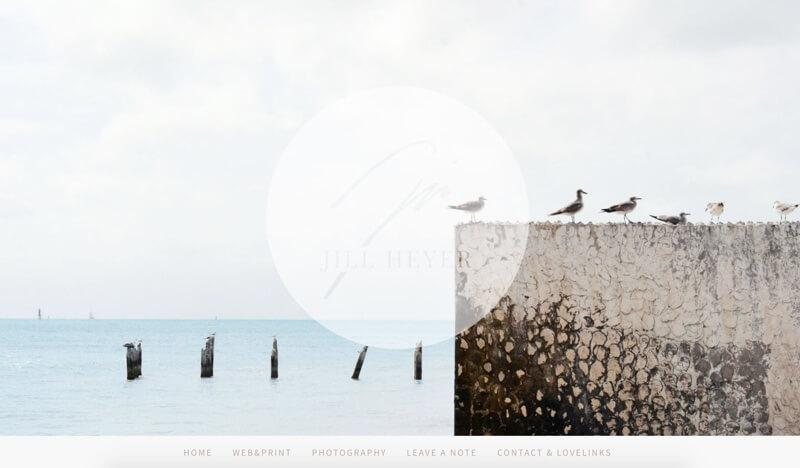 Pixelschubsen Web Design und Print Werbung Jill Heyer